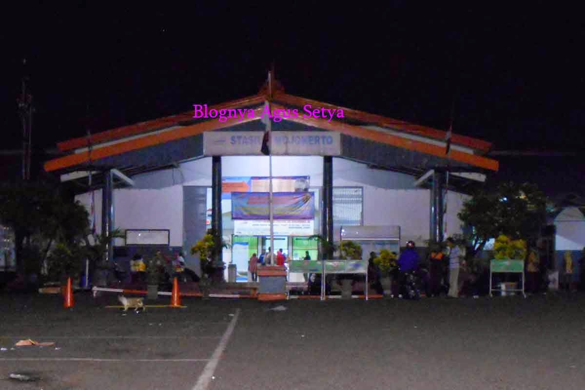 Jadwal KA Stasiun Mojokerto Terbaru 2014