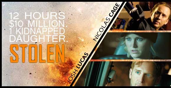 Stolen (2012) - හොරකම