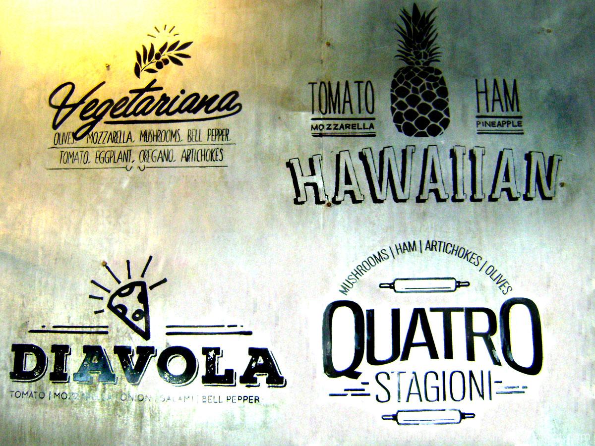"Pizza Republic ""Pick + Mix"" by Giuseppe Genco"
