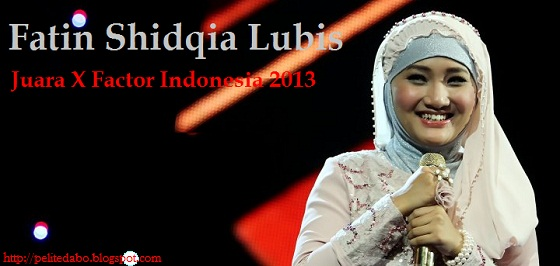 Pemenang X Factor Indonesia 2013, Fatin Shidqia Lubis Unggul Sebagai Juara