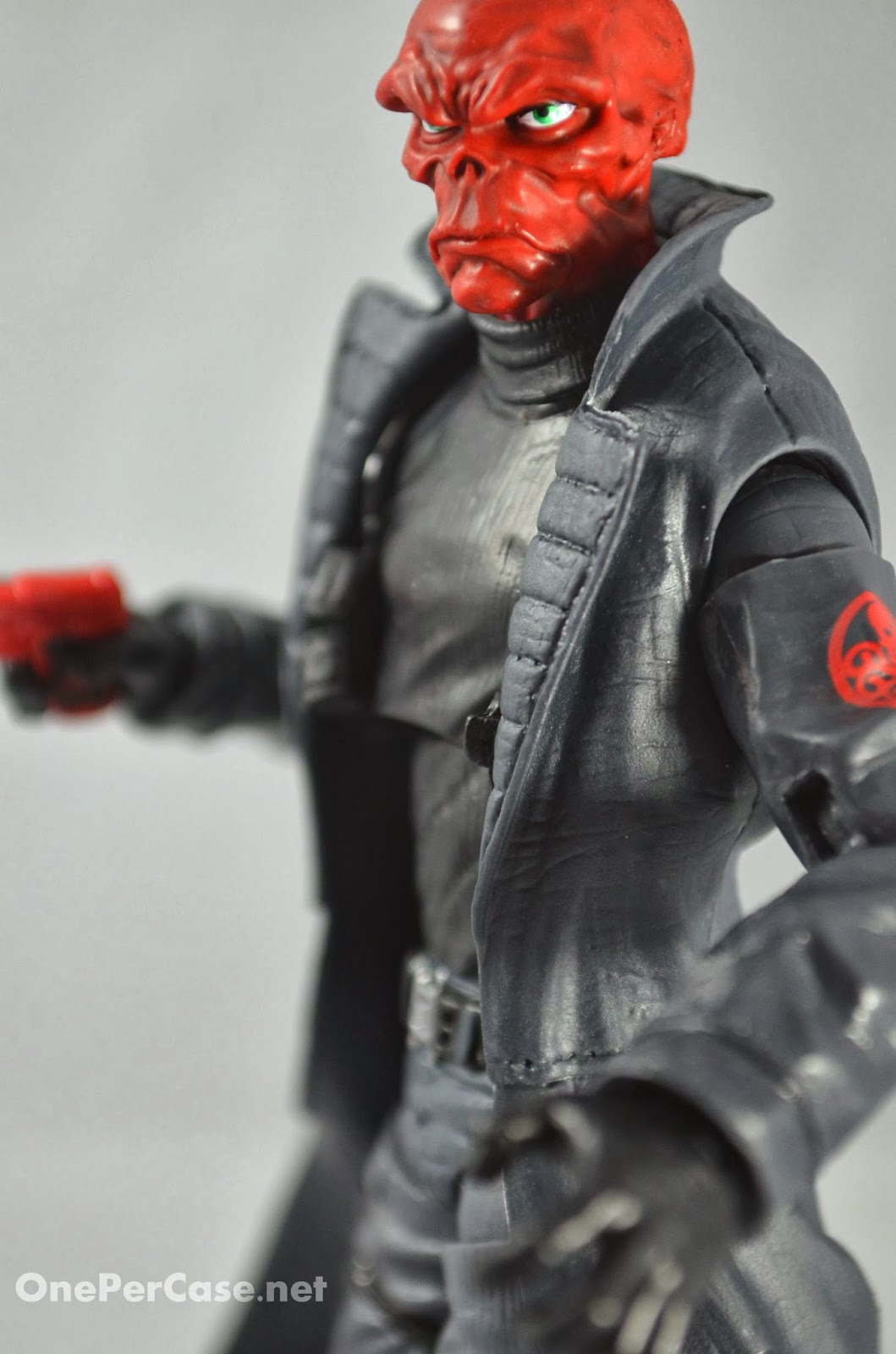 One per case marvel legends infinite series agents of hydra red so unless you give skull an extra gun from another figure he will always have an empty holster voltagebd Gallery