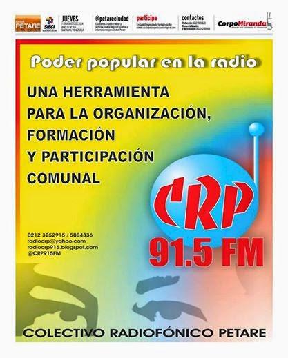 Poder popular en la radio