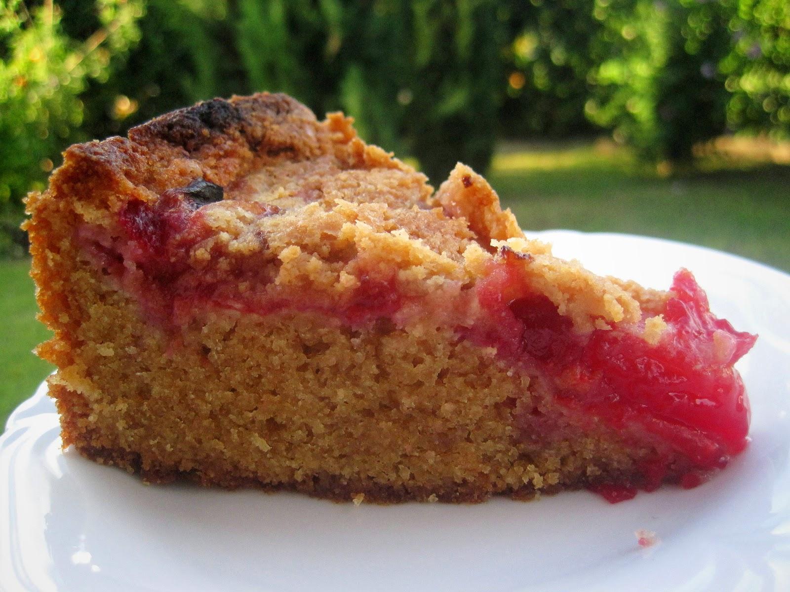 plum/prune cake