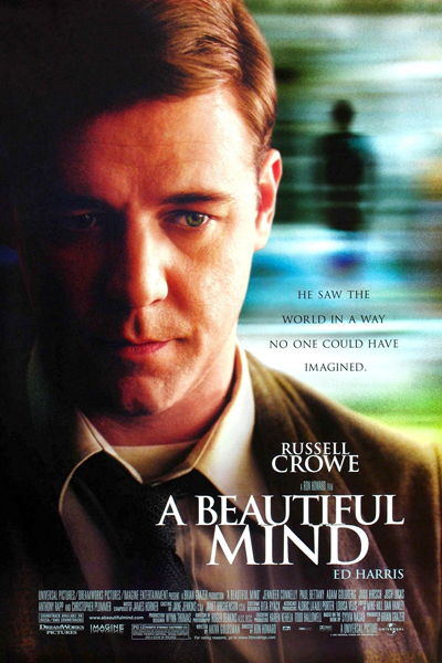 Beautiful Mind  2001   Both Russell Crowe and Jennifer Connelly s    A Beautiful Mind