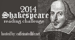 2014 Shakespeare Reading Challenge