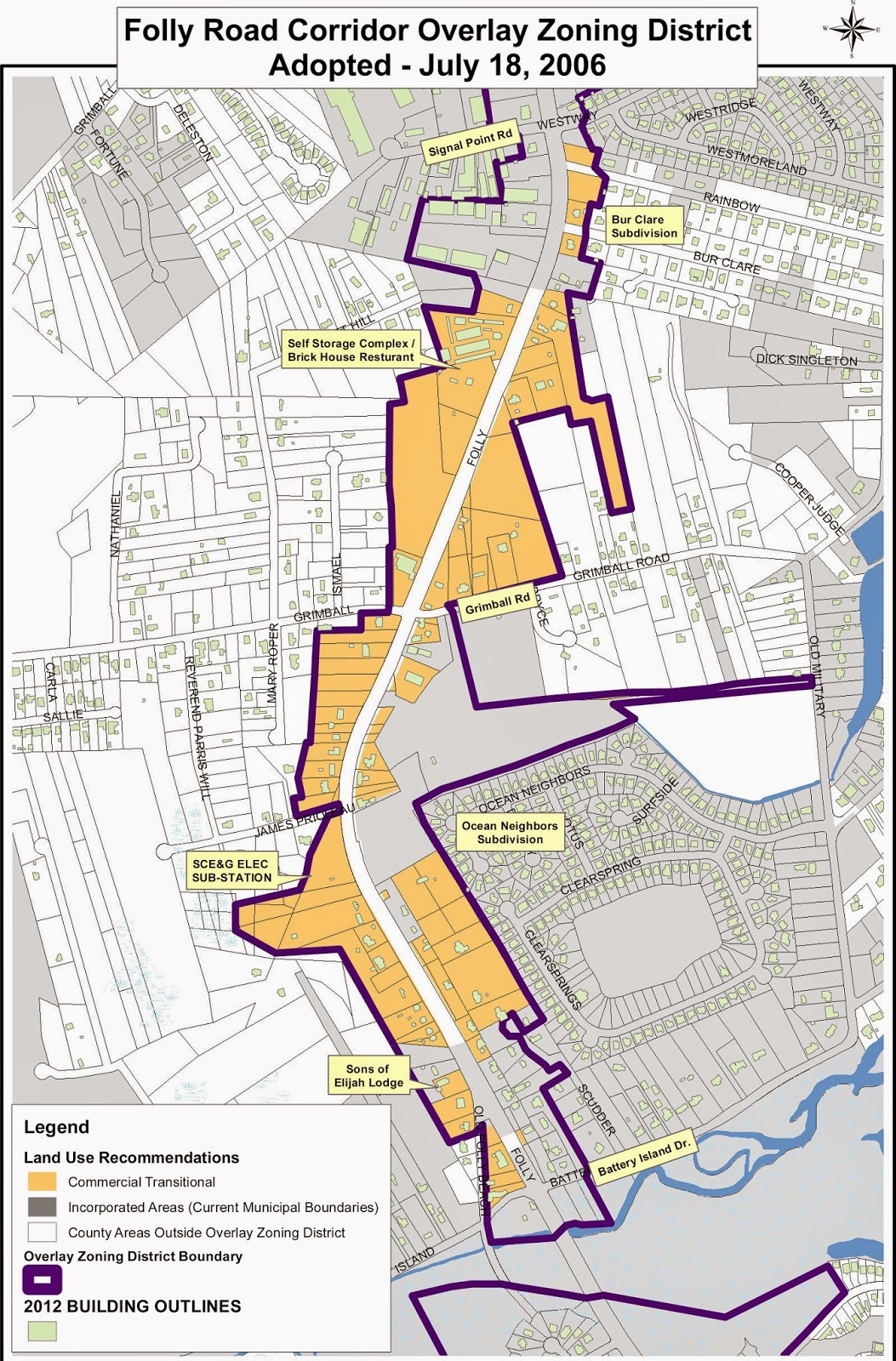 Mayor's Corner: More on the Folly Road Overlay District on