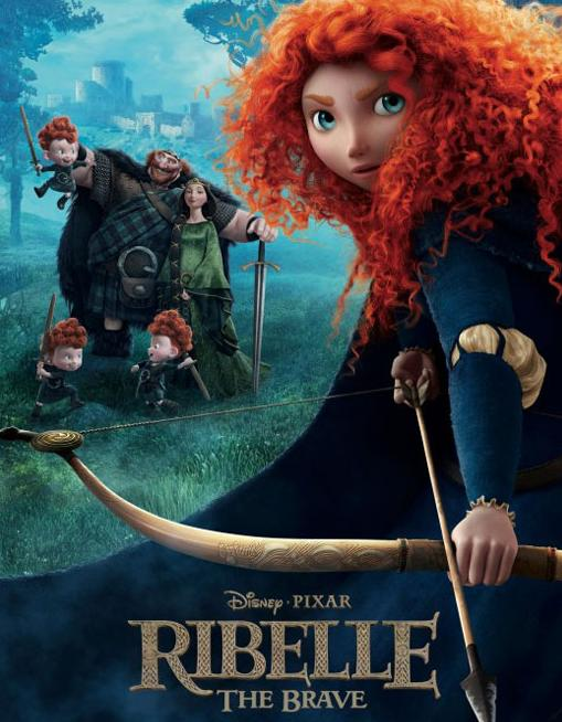 Brave (2012) Full HD Movie Free Download | Mega Video Download Movie ...