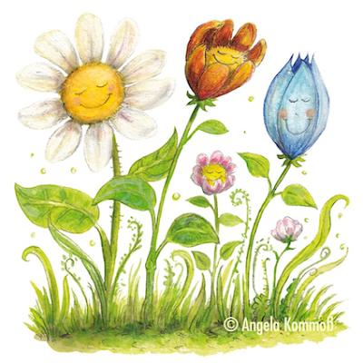 Kinderbuchillustration, children's book illustration,