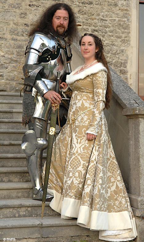 Renaissance Wedding Decorations