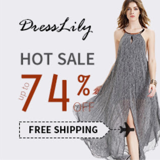 DressLily INT - Free Shipping - Up to 74% Off