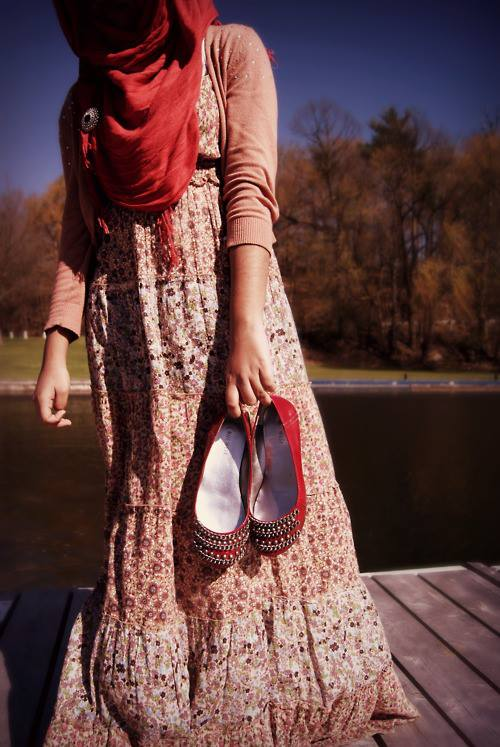 Photoes hijab fashion 1016667_407176026063