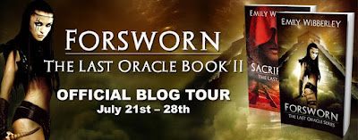 The Last Oracle: Forsworn | Blog Tour
