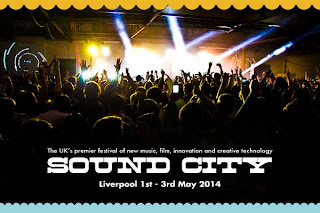 Liverpool Sound City 2014 Earlybird Wristband