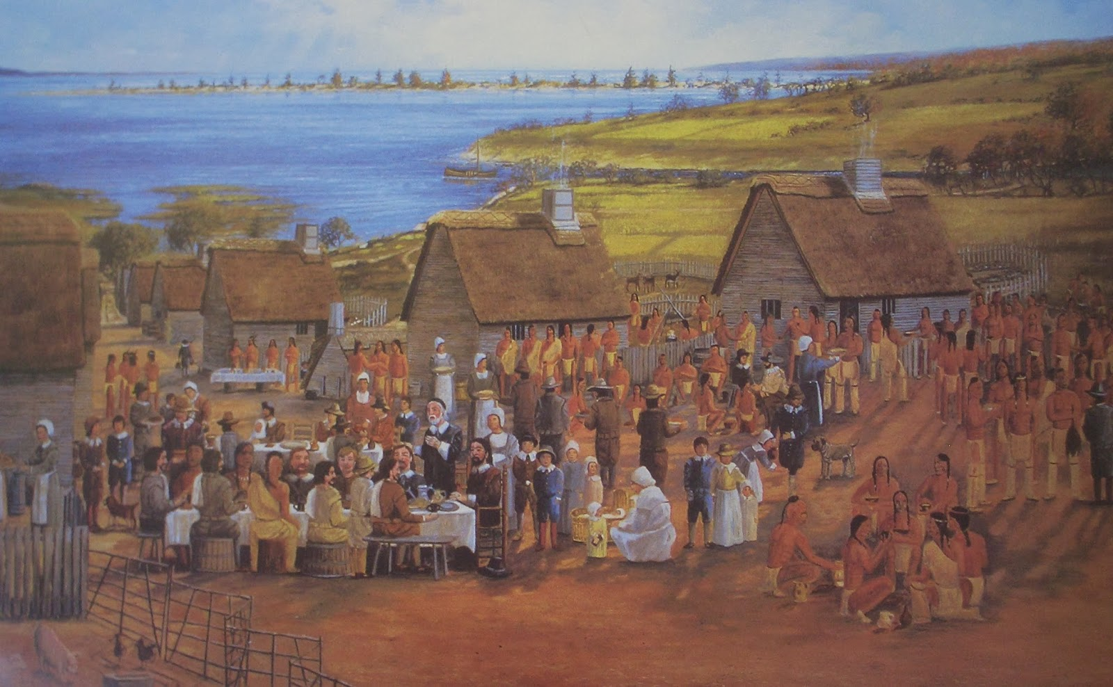history of thanksgiving day in canada