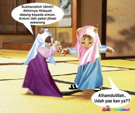 Kartun Muslim ABG Koleksi Galeri Foto Gambar ABG | Gallery Foto-foto