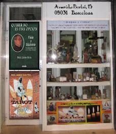 TIENDA en BARCELONA de PRODUCTOS RELIGIOSOS y ESOTERICOS, EL TAROT DE YEMAYA