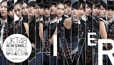 Download Lagu JKT48 - RIVER (Full Album Regular Version 2013)