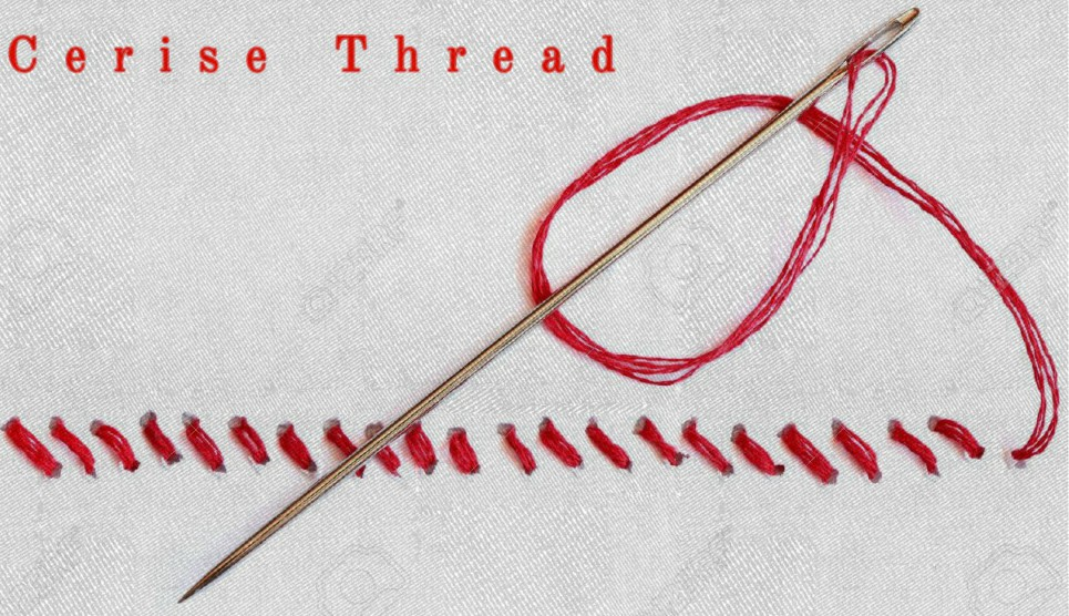 Cerise Thread