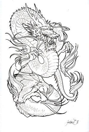 Japanese Dragon Drawing Color as well 79332666  free Iwatobi Swim Club 27s Channel   free Reacts To further Tuto How To Draw Mouth And Nose furthermore 9 moreover Whats The Deal With Brand Logos My Personal Branding Experience. on 5 guys menu