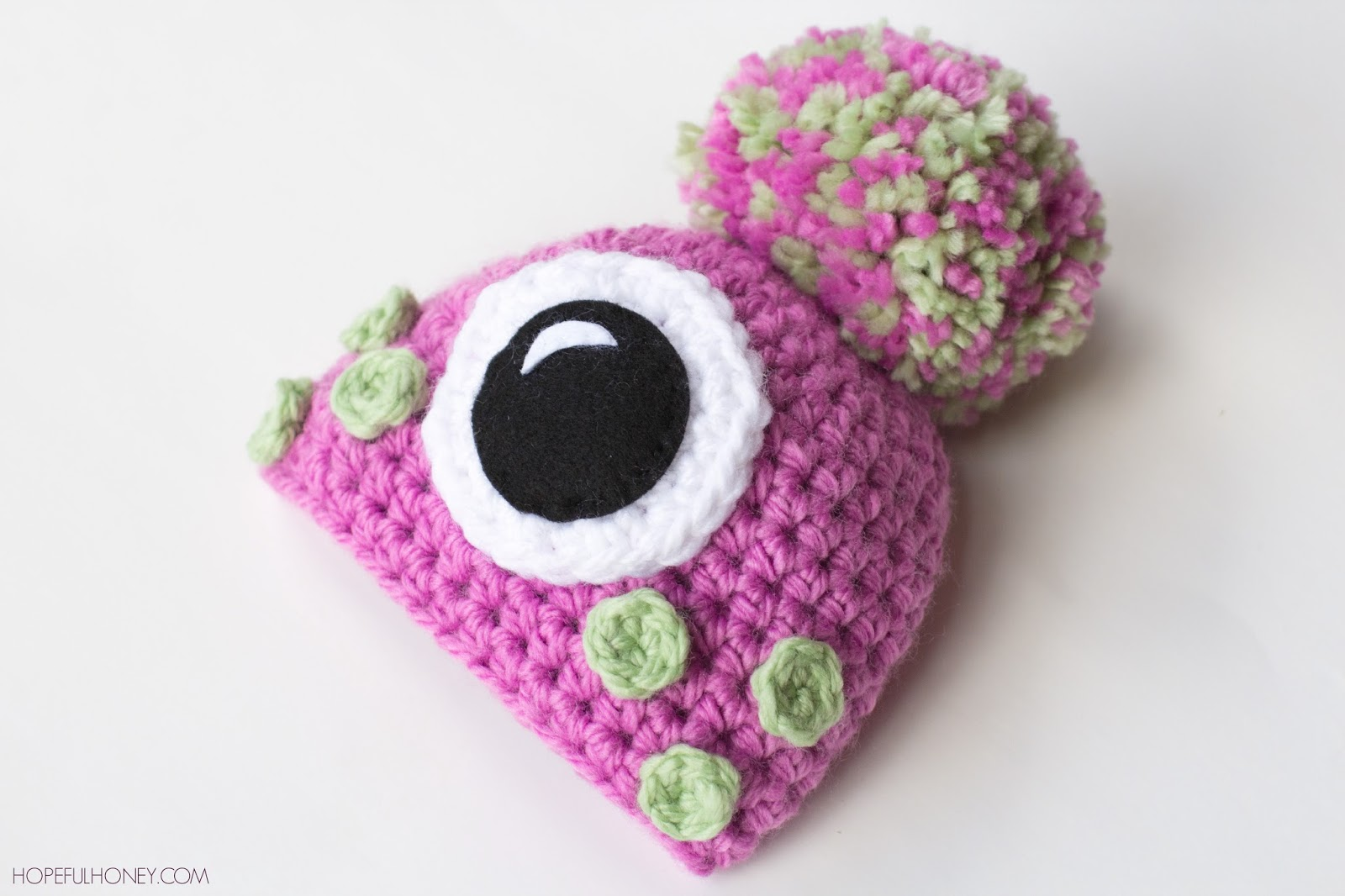 Free Crochet Pattern For Tinkerbell Hat : Hopeful Honey Craft, Crochet, Create: Freckled Baby ...