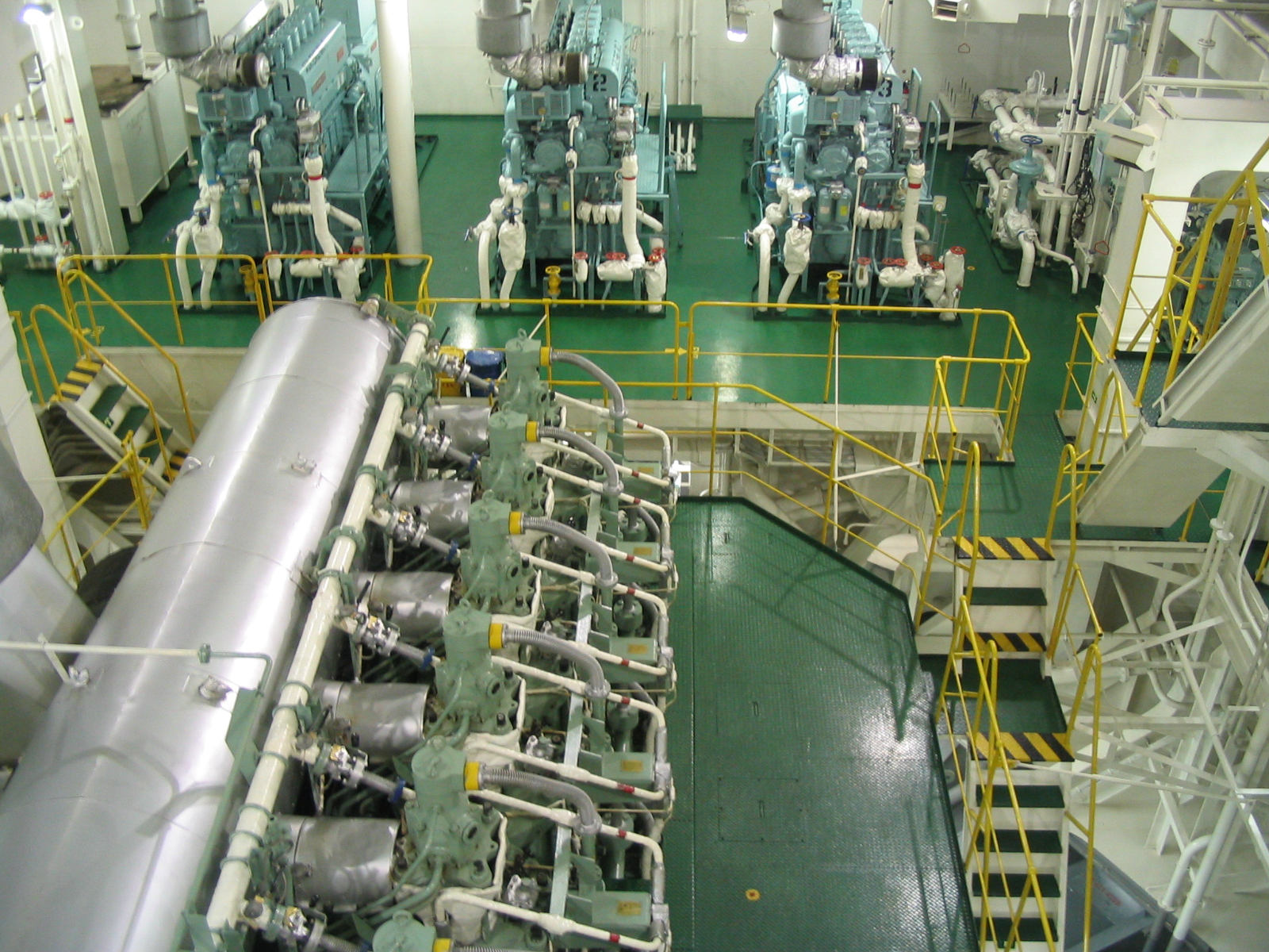 Marine Engineering  Engine Room Photos And Components  Part 2