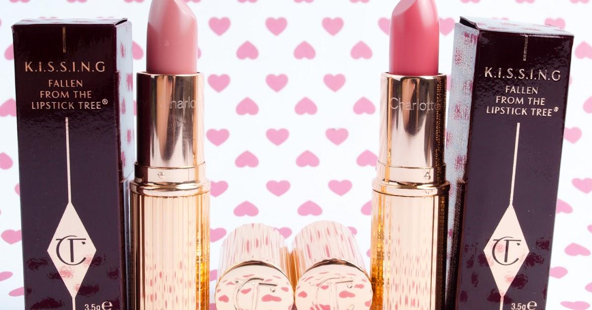 Valentine Kisses Charlotte Tilbury KISSING