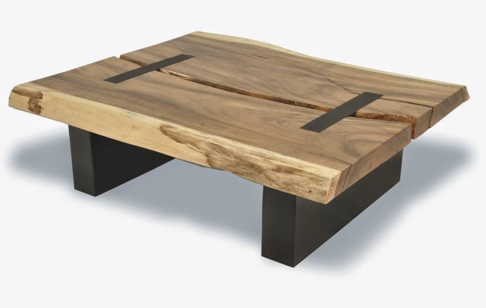 Ingeniando como hacer una mesa de centro con mucho estilo for Construir mesa de madera