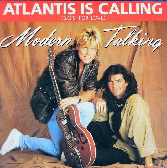 Songtext von Modern Talking - Atlantis Is Calling (S.O.S ...