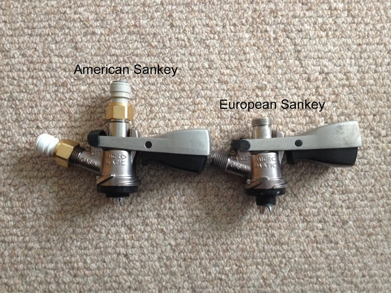 American Sankey k fitting
