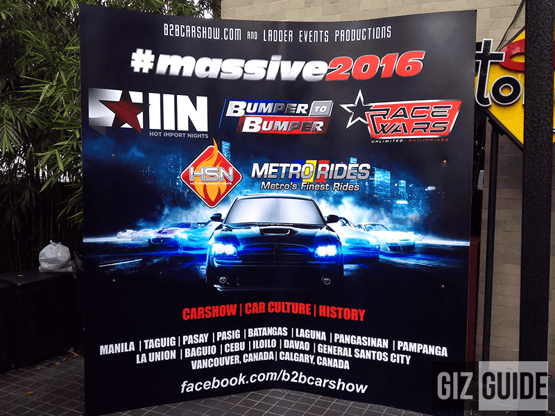 Experience Bumper To Bumper XI Carshow At The MOA Concert Grounds This December 5 And 6!