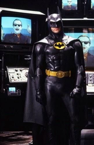 75 aniversario batman. traje 1989