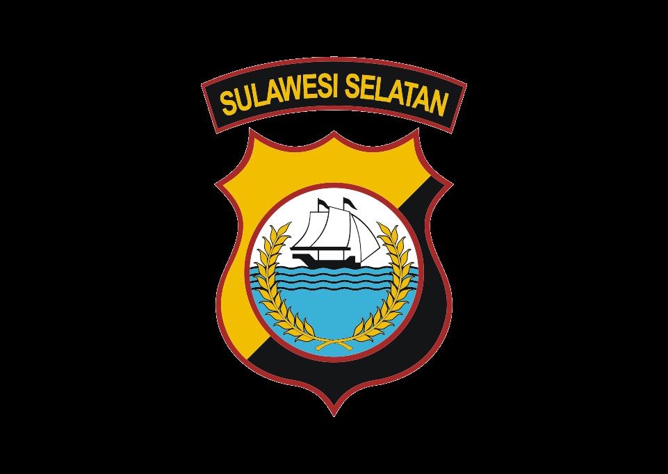 Download Logo Polda Sulawesi Selatan (Sulsel) Vector
