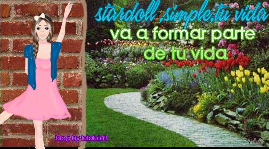 ♥~Stardoll, Simple, Tu Vida~♥