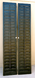 Plantation Shutters (SOLD)