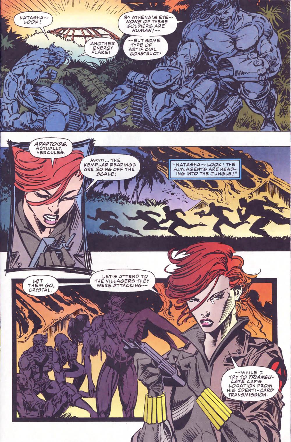 Captain America (1968) Issue #440b #393 - English 7