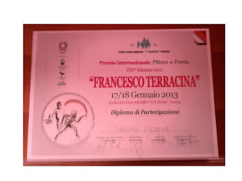"Premio  Internazionale ""Francesco Terracina""-Cosenza"