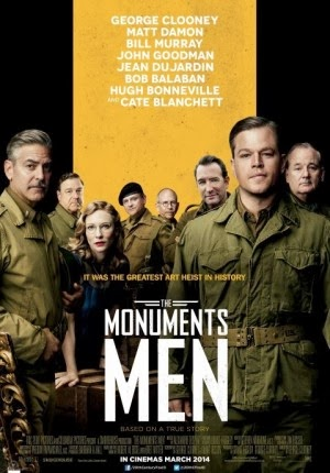 Download Film THE MONUMENTS MEN (2014) HD, BluRay