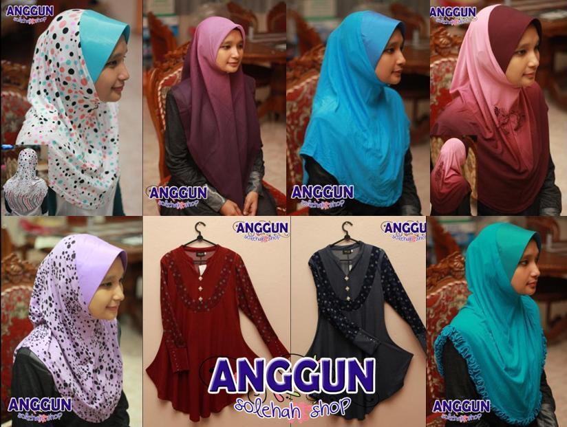 Anggun Solehah Shop