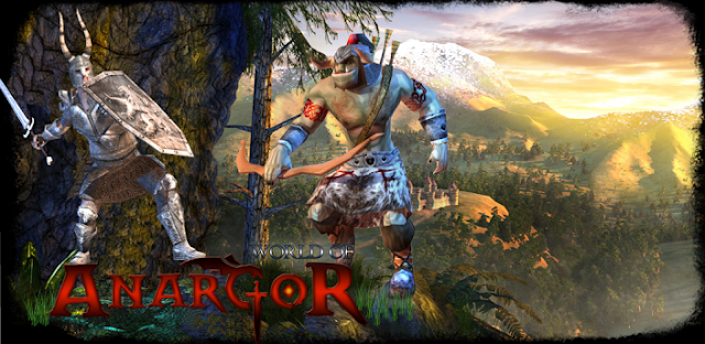 Android Game APK FILES™  World of Anargor - 3D RPG APK 1.0 ~ Zippyshare Download