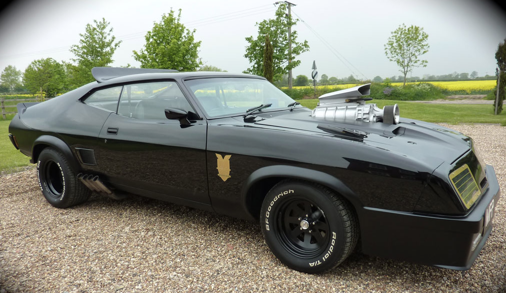 Speedmonkey: Spotted - FORD FALCON XB GT 500 COUPE 6.5 V8 INTERCEPTOR
