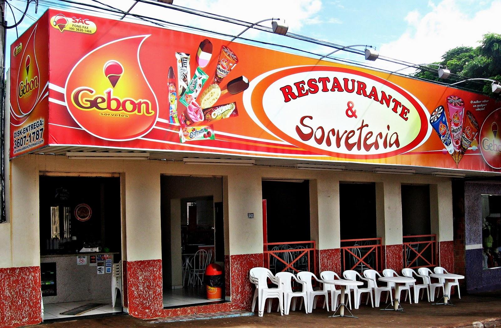 Restaurante e sorveteria leblon fotos for Fachada para restaurante