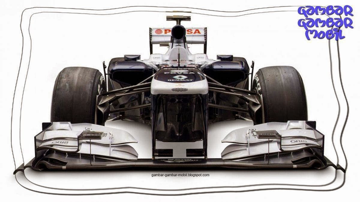 foto mobil balap f1