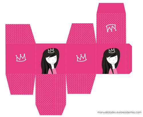 los regalitos de la fiesta de princesas envuélvelas con un tul y un ...