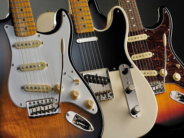 merk gitar terbaik dunia