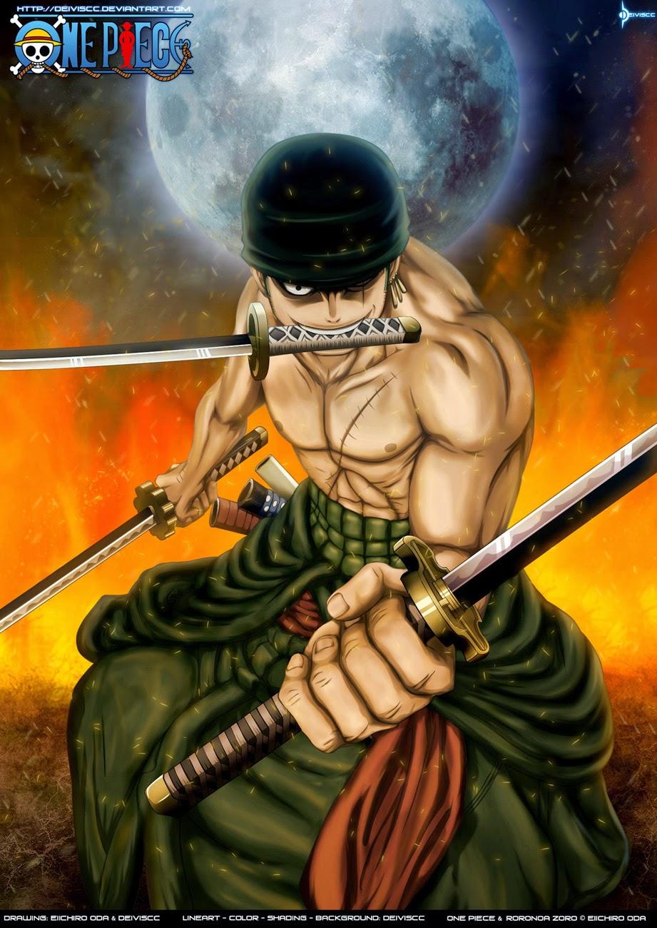 One Piece Chapter 748: Báo ơn 015