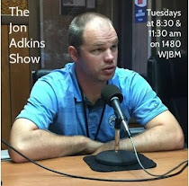 WJBM 1480 Radio Presents the Jon Adkins Show