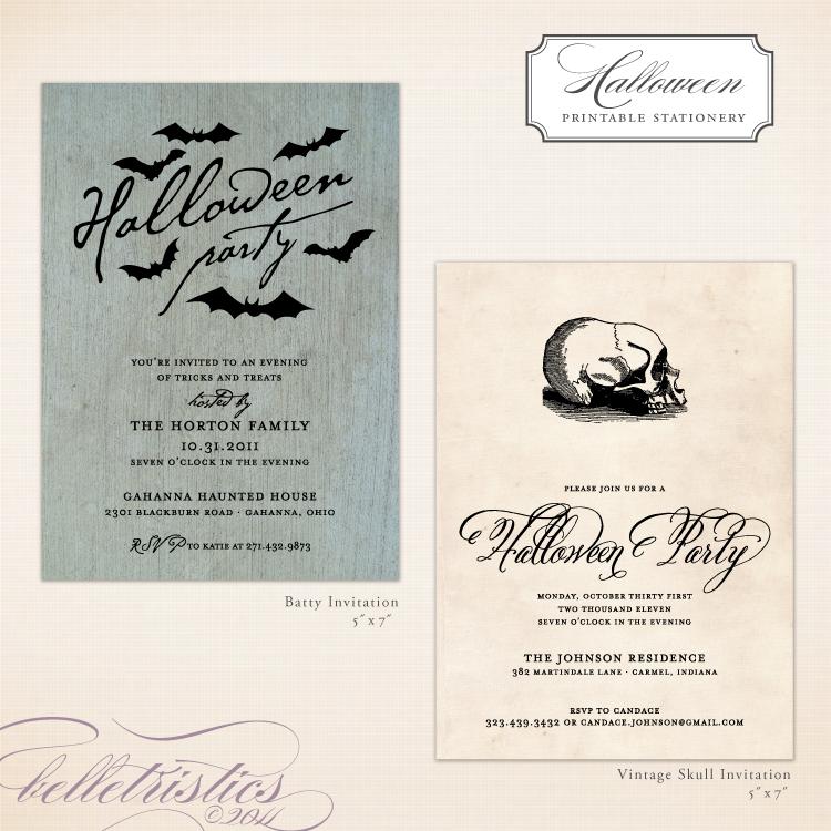 Belletristics: Stationery Design and Inspiration for the DIY Bride ...