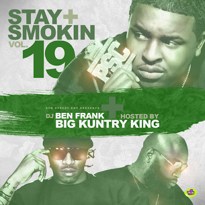 VA-DJ_Ben_Frank-Stay_Smokin_19_(Hosted_By_Big_Kuntry_King)-(Bootleg)-2011