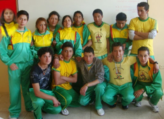Tercera promoción FFMM 2011-2012