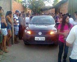 CAXIAS: Um duplo assassinato deixou chocada toda comunidade do bairro Mutirão